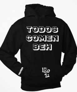 Everybody eats hoodie